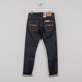 Nudie Lean Dean Dry Japan Selvage - Indigo 1