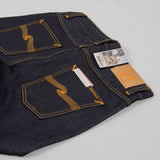Nudie Lean Dean Dry Japan Selvage - Indigo 4