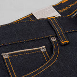 Nudie Lean Dean Dry Japan Selvage - Indigo 6