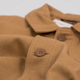 Le Laboureur Linen Work Jacket - Sand 3
