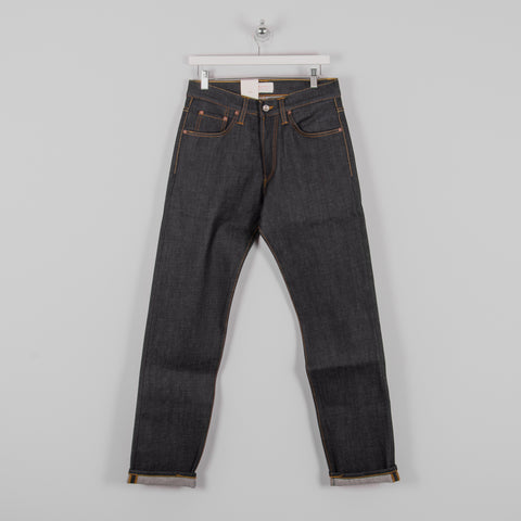 Hawksmill Denim Co Loose Tapered 14oz Organic - Dry 1
