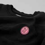 Nudie Lukas Logo Sweatshirt - Black 2