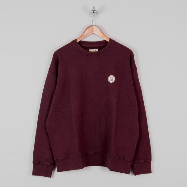 Nudie Lukas Logo Sweatshirt - Fig 1