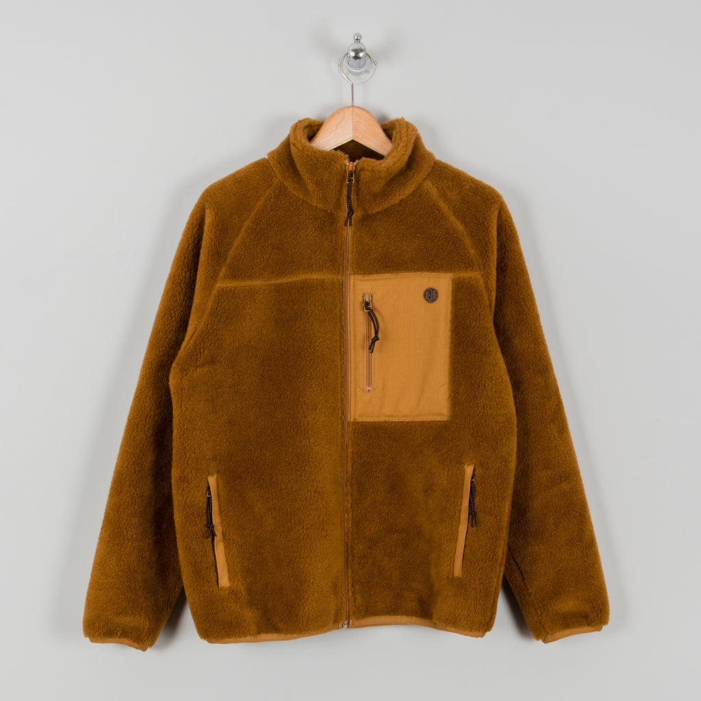 Deus Ex Machina Mackay Fleece - Bistre Tan 1