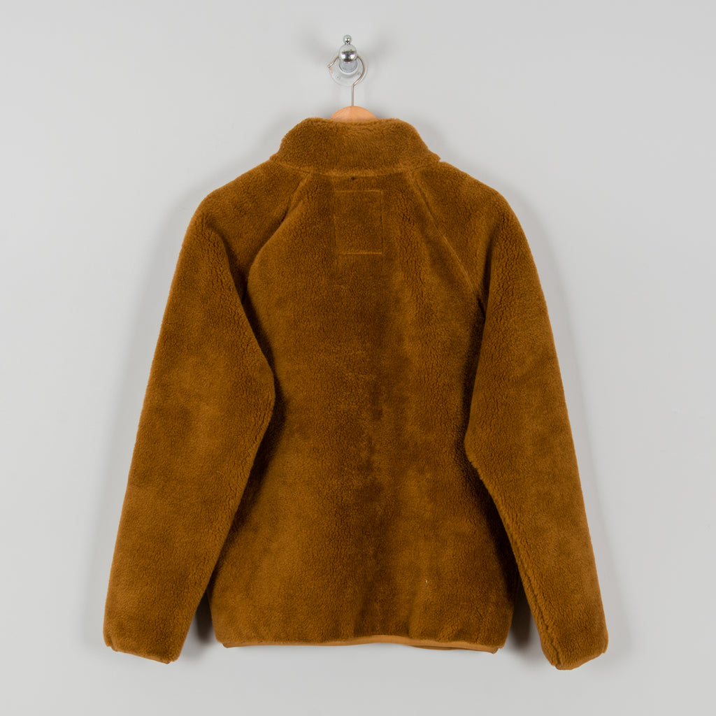 Deus Ex Machina Mackay Fleece - Bistre Tan 3