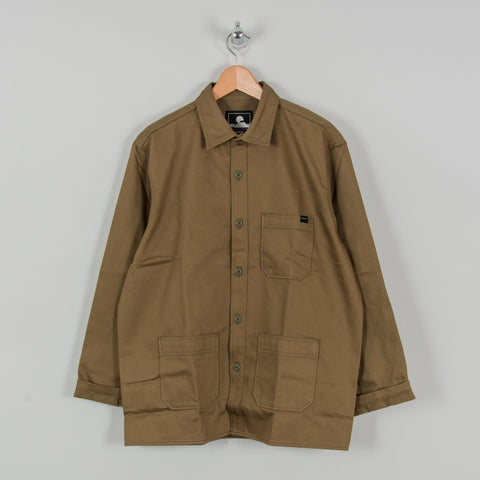 Edwin Major Shirt - Martini Olive 1