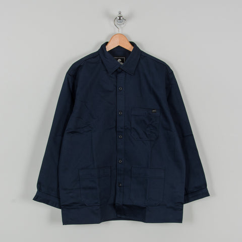 Edwin Major Shirt - Navy Blazer 1