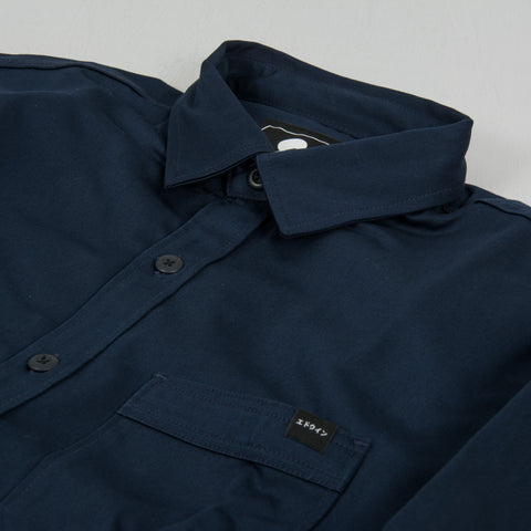 Edwin Major Shirt - Navy Blazer 2