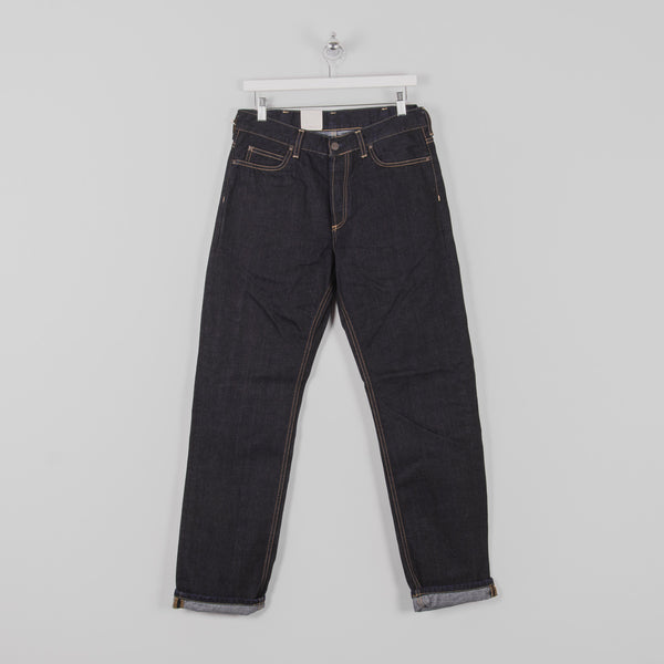 Carhartt Marlow Pant Jeans - Blue Rinsed Front 3