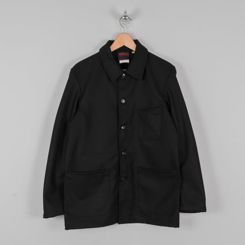 Vetra Melton Workwear Jacket - Marine 1