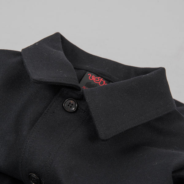Vetra Melton Workwear Jacket - Marine 2