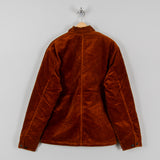 Carhartt WIP Michigan Corduroy Chore Coat - Brandy 4