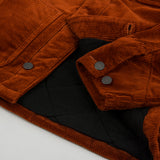 Carhartt WIP Michigan Corduroy Chore Coat - Brandy 3