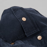 Carhartt Michigan Aged Canvas Chore Coat SS19 - Dark Navy 5
