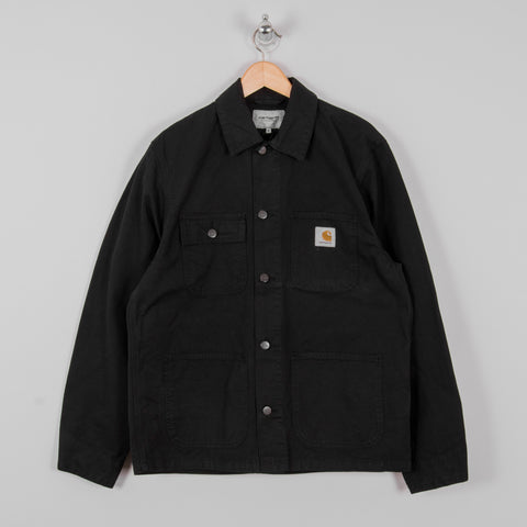 Carhartt Michigan Twill Coat SS19 - Black 1