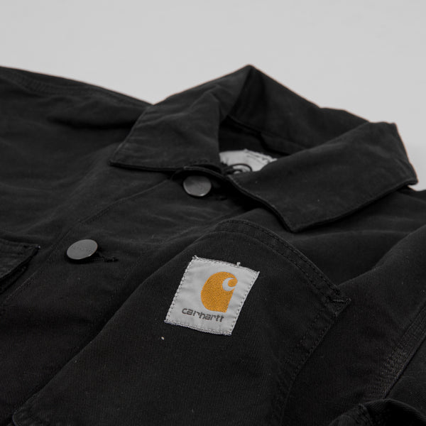 Carhartt Michigan Twill Coat SS19 - Black 2