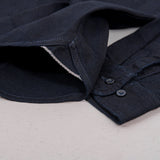 Edwin Naval Popover Shirt - Cloud Selvedge Indigo Rinsed 3