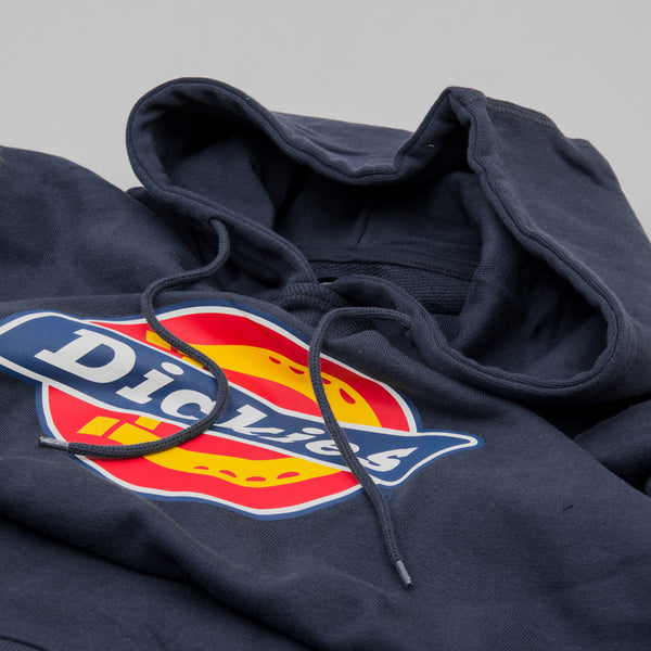 Dickies Nevada Hooded Sweatshirt - Navy Blue