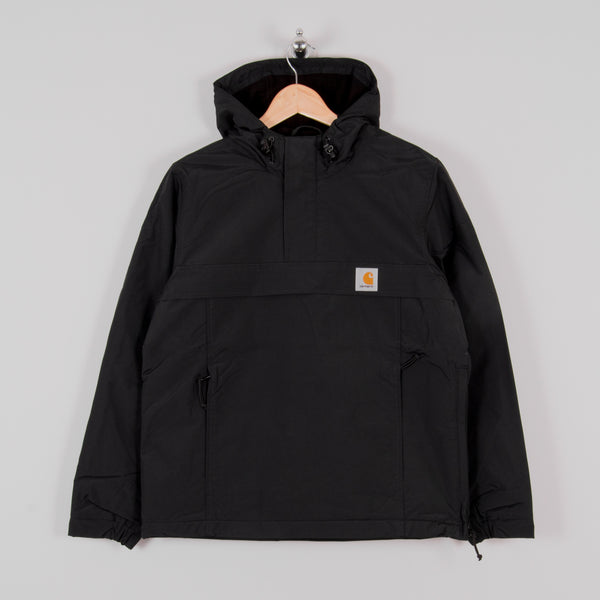 Carhartt WIP Nimbus Pullover Jacket (Winter) - Black 1