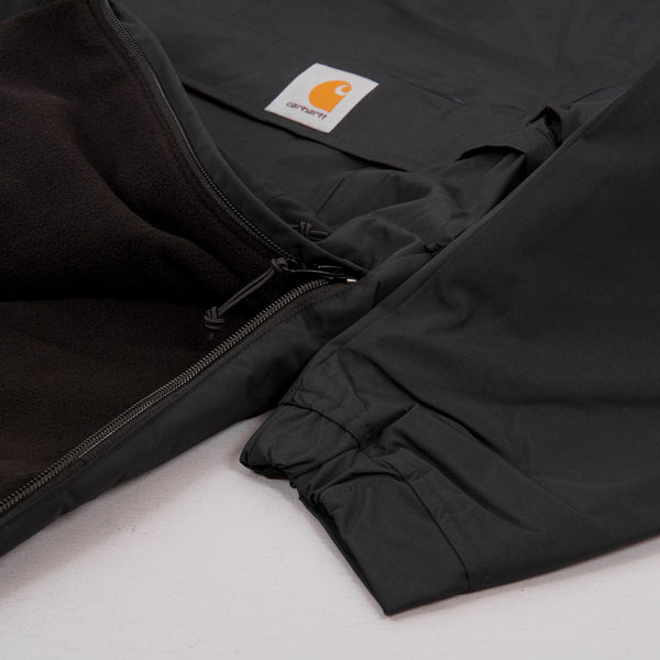 Carhartt WIP Nimbus Pullover Jacket (Winter) - Black 4