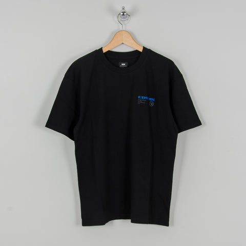 Edwin No Dancing S/S Tee  - Washed Black 1
