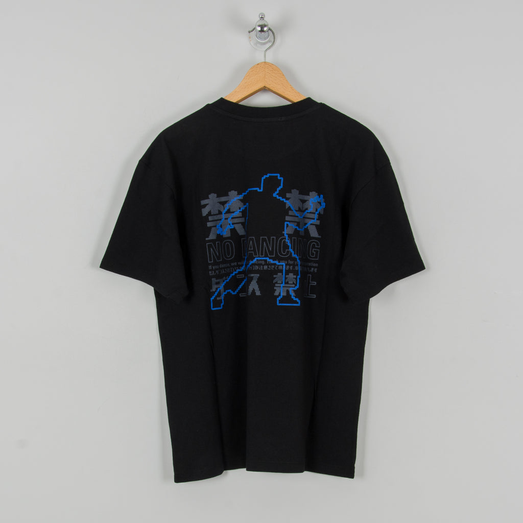 Edwin No Dancing S/S Tee  - Washed Black 3