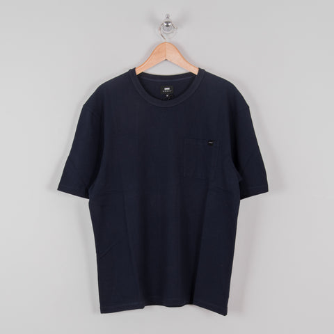 Edwin Oversized Pocket Tee - Navy 1
