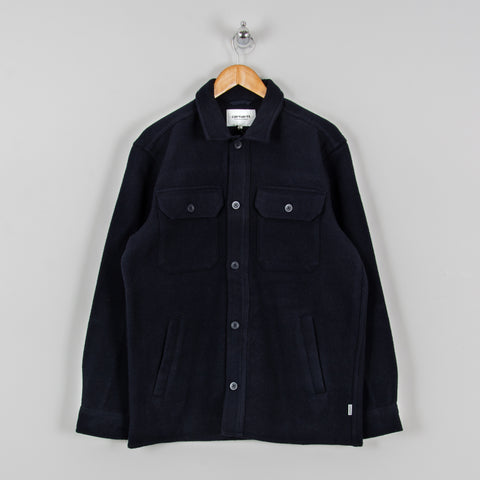 Carhartt WIP Owen Shirt Jacket - Dark Navy 1