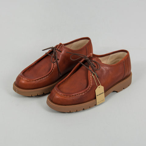 Kleman Padror Oak Shoes - Brick 1