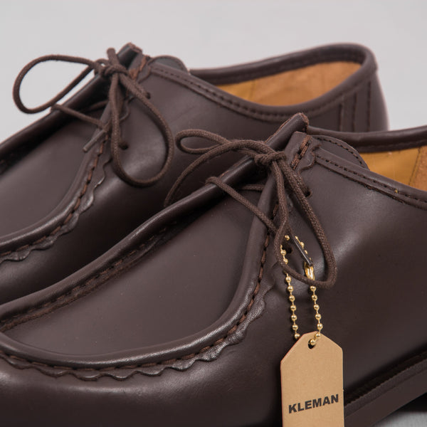 Kleman Padror Shoes - Moka 3