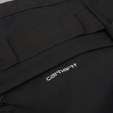 Carhartt Payton Carrier Backpack - Black / White 4