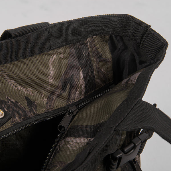 Carhartt WIP Payton Carrier Backpack - Camo Tree / Green / White 6