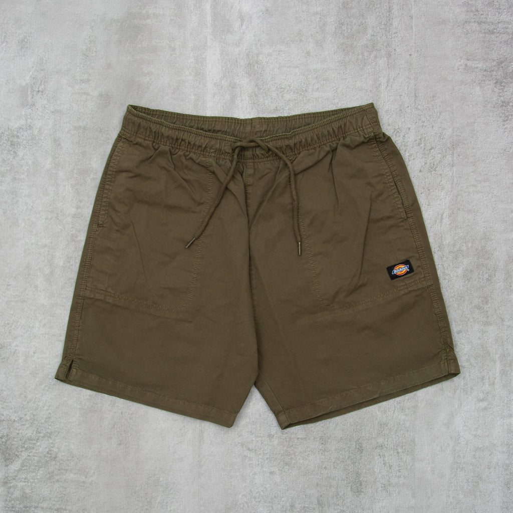 Dickies Pelican Rapids Short - Military Green 1