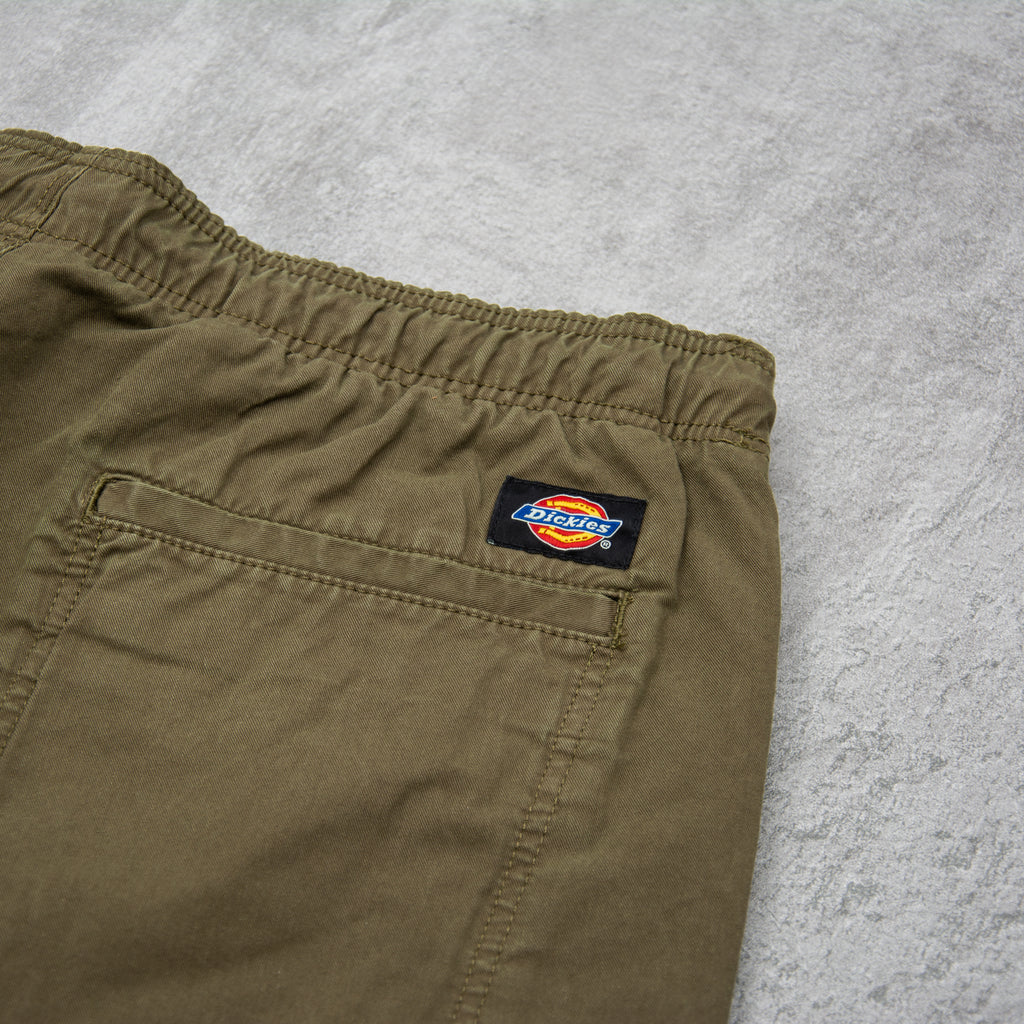 Dickies Pelican Rapids Short - Military Green 2