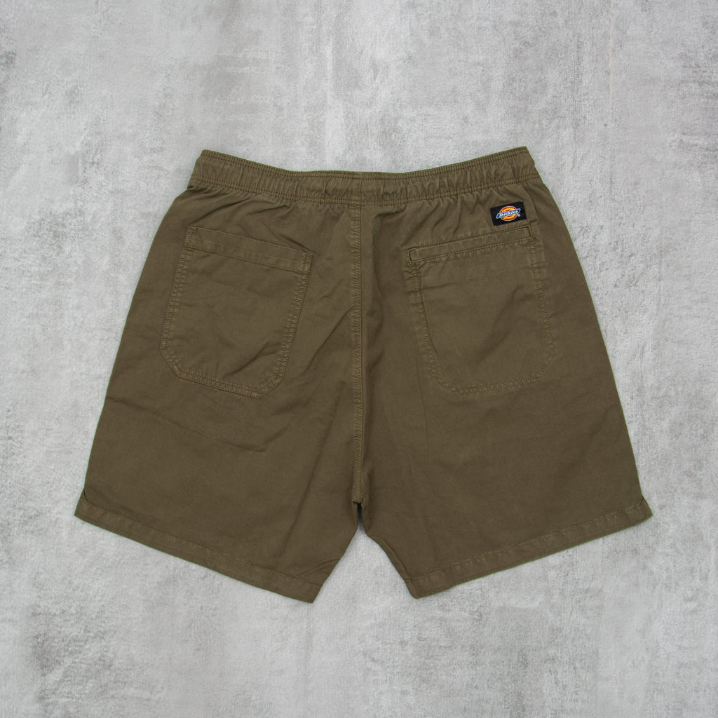 Dickies Pelican Rapids Short - Military Green 3