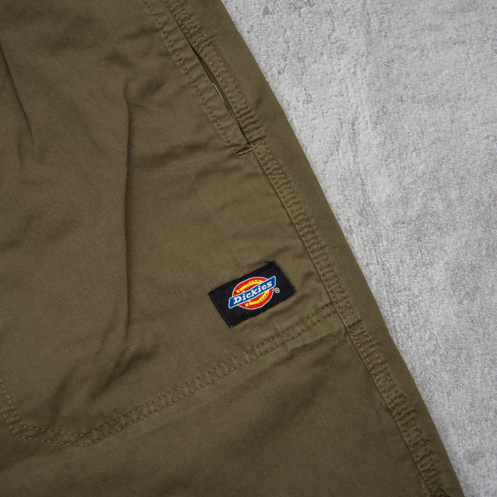 Dickies Pelican Rapids Short - Military Green 4