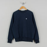 Deus ex Machina Pill Corp Crew - Navy 1