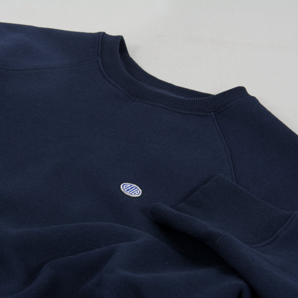 Deus ex Machina Pill Corp Crew - Navy 3