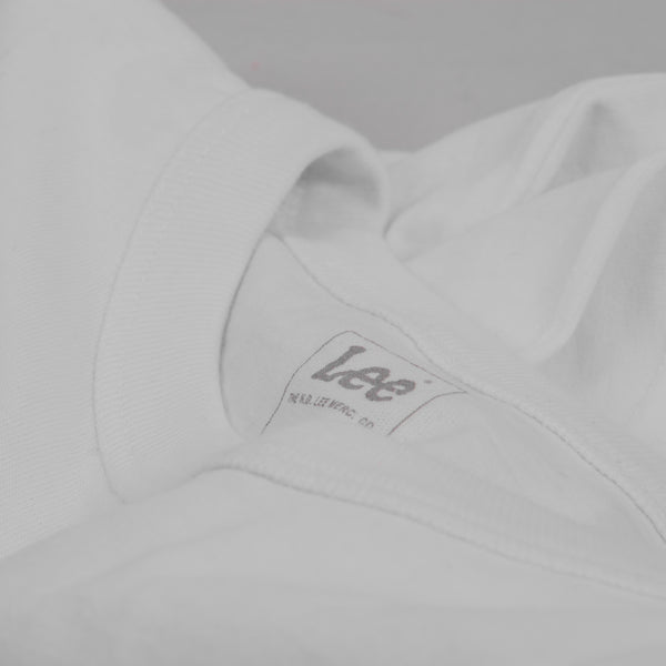 Lee Pocket Tee - White