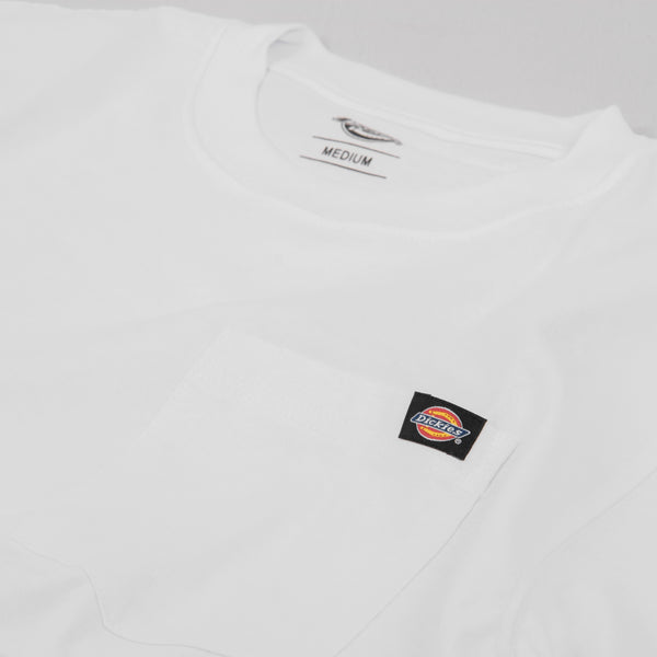 Dickies Portedale S/S Pocket Tee - White 2