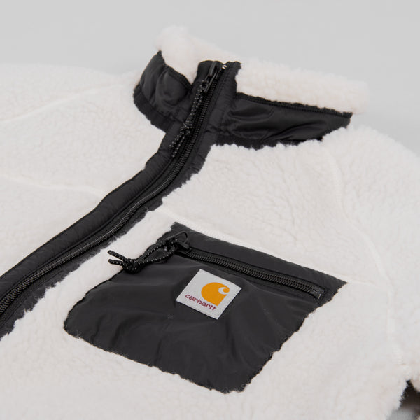 Carhartt WIP Prentis Fleece Liner Jacket - Wax 2