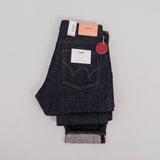 Edwin Regular Tapered Jeans - Nihon Menpu Open Weave Blue Selvage 2