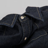 Lee Rider Denim Shirt - Stone Rinse