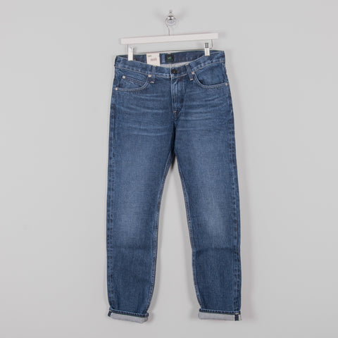 Lee Rider Selvage Jean - Hydro  1