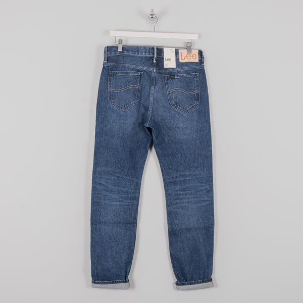Lee Rider Selvage Jean - Hydro  3