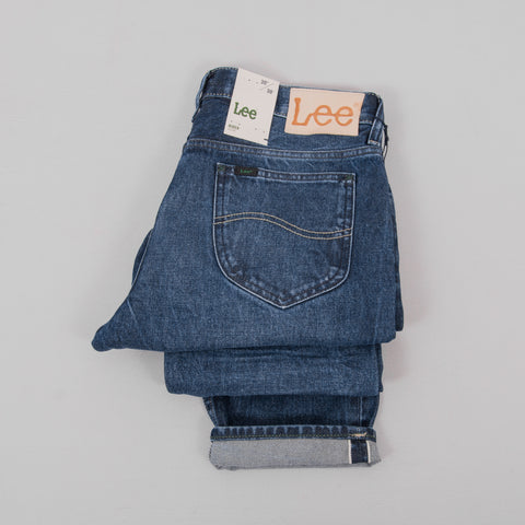 Lee Rider Selvage Jean - Hydro  2