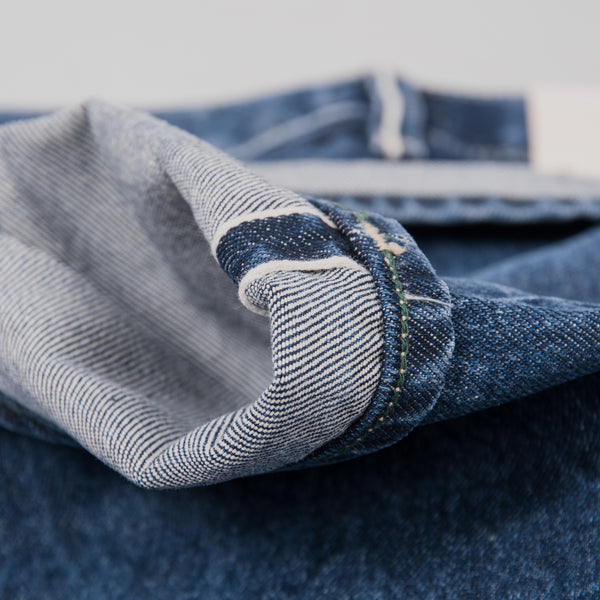 Lee Rider Selvage Jean - Hydro  5