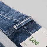 Lee Rider Selvage Jean - Hydro  6