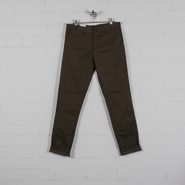 Carhartt Sid Pant - Cypress Rinsed Front