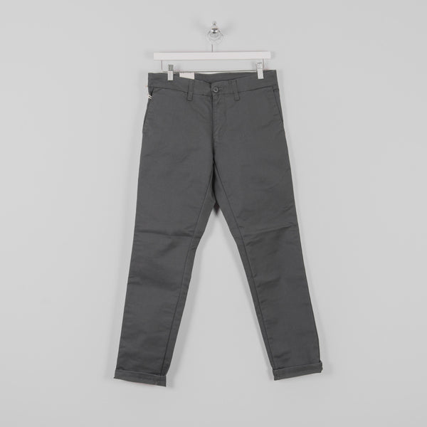 Carhartt Sid Pants - Blacksmith Rinsed Front